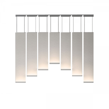UVTAIN DESIGNER INSPIRED CLASSY WHITE DIFFUSED SUSPENDED LIGHT