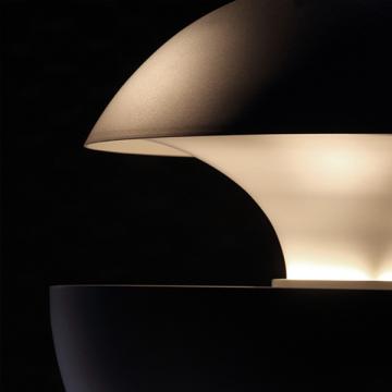 ASHLAND HERE COMES THE SUN PENDANT LAMP (BLACK/ WHITE)