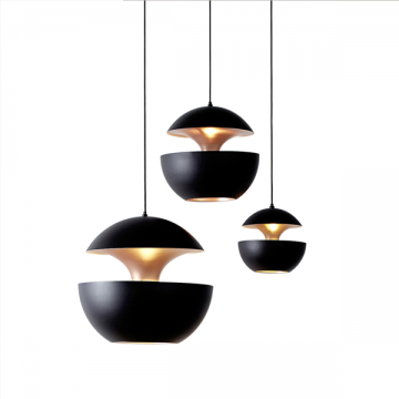 ASHLAND HERE COMES THE SUN PENDANT LAMP (BLACK/ WHITE)