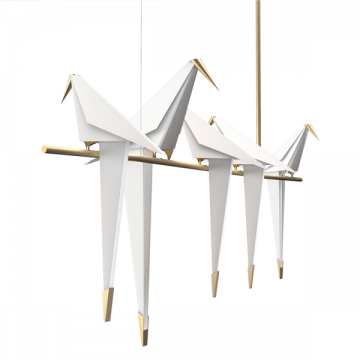 PAPER CRANES BIRD LAMP COLLECTION (PENDANT/ WALL/ TABLE/ FLOOR)