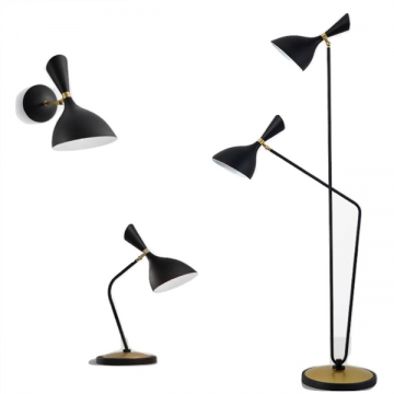 PIXER HAILER CONE LIGHTING SERIES (WALL/ TABLE/ FLOOR)