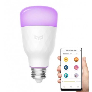 YEELIGHT SMART E27 LED BULB (WHITE - 1S / COLOUR - 1S)
