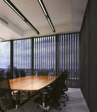 Office Linear Lighting
